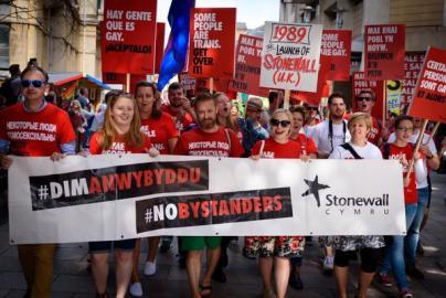 Pride Cymru Parade 2015