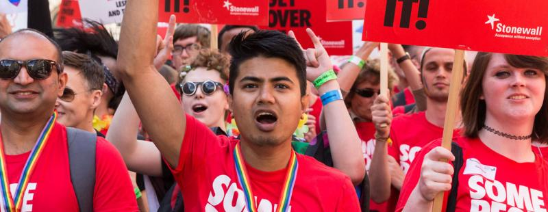 London Pride 2016 credit Andy Tyler
