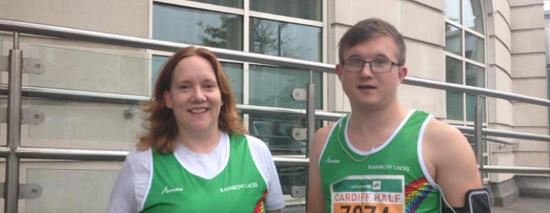 Team Stonewall Cymru 2015