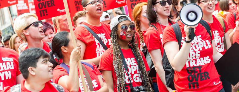 Stonewall London Pride 2015 - 6