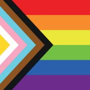 Progressive flag