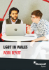 LGBT in Britain Wales report cover